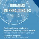 ¡Nueva Actividad! Jornadas Internacionales Virtuales